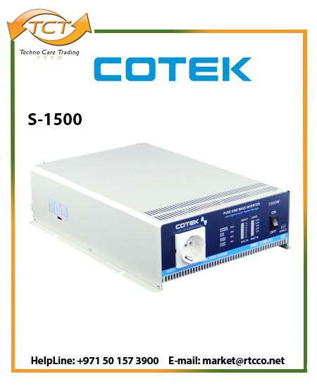 Cotek S-1500 inverter