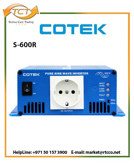 Cotek S-600R inverter
