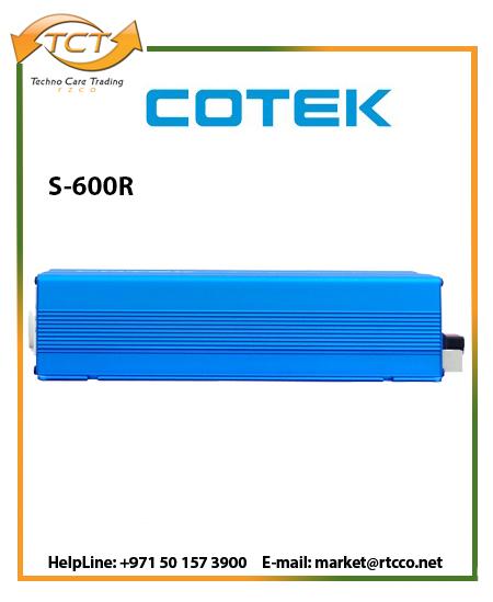 Cotek S-600 inverter