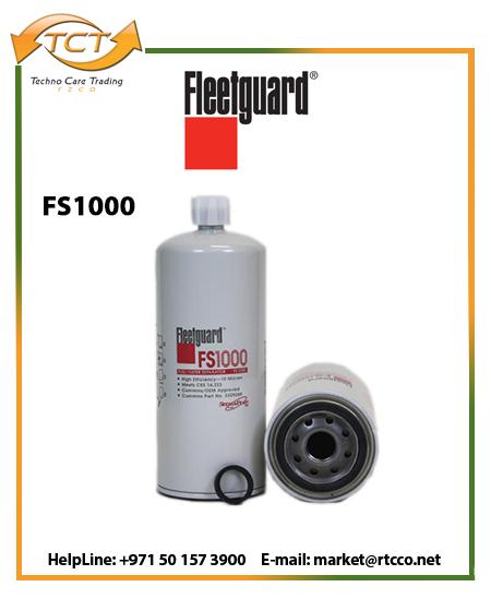 FS1000-Fleetguard-Fuel-Separator