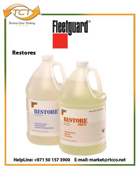 Fleetguard-Restoreس-Additive